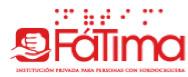 Institución Fátima Logo